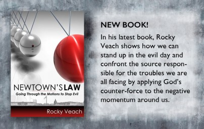 Newtown's Law book by Rocky Veach