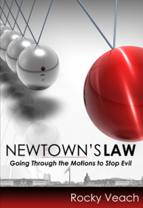 Newtown's Law book - Going through the motions to stop evil