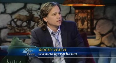 Rocky Veach on TBN with Arthur Blessitt