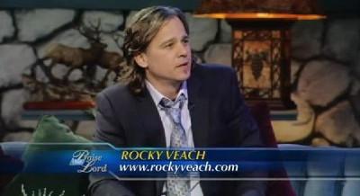 Rocky Veach on TBN with Arthur Blessitt