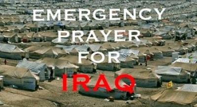 EMERGENCY Prayer for Iraq