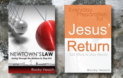 Everyday Preparation for Jesus' Return book by Rocky Veach