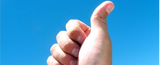 God's Thumb – Pressure Point #2